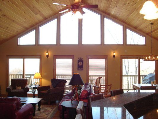 Above It All - Cabin rentals in NC, NC cabin rentals, cabins in Boone NC