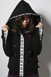piano jacket Love this!