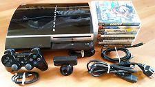 Console PS3 complète + hdmi + lot de jeux / bé / lecture immédiate des jeux