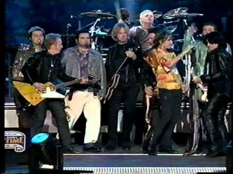 Super Bowl Halftime Show 2001 - YouTube