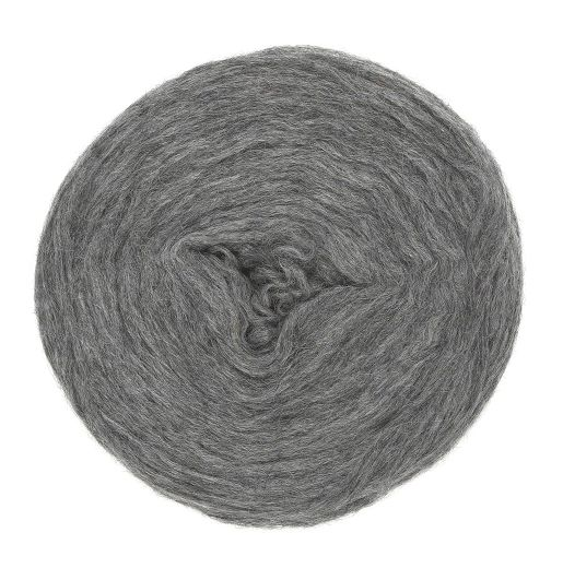 Plötulopi 9102 - grey heather - available at alafoss.is #yarn #knitting #wool #icelandic