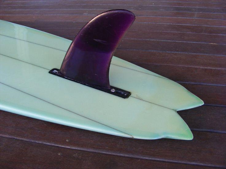 Plastic Fantastic Surfboards Vintage | Plastic Fantastic Single Fin Surfboard