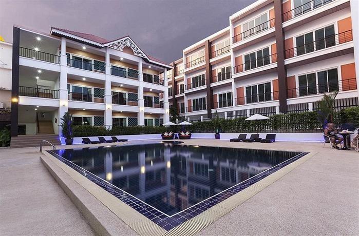OopsnewsHotels - The Fourth Pattaya Hotel
