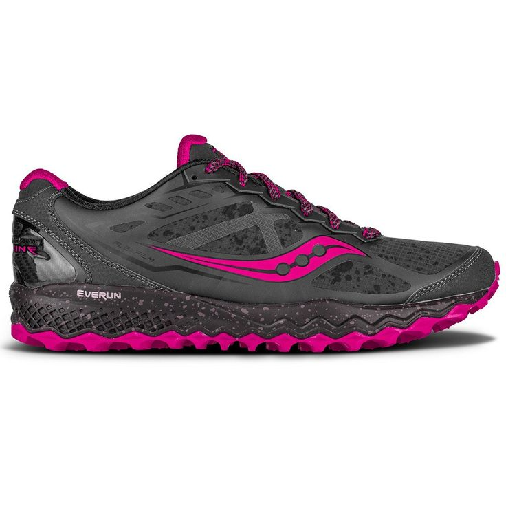 Chaussure de course trail femme Saucony Peregrine 6 Runshield women's running shoes Soccer Sport Fitness  #soccersportfitness #saucony #running #sport #fitness #findyourstrong #courseapied #courir #trail #trailrunning