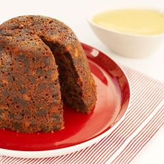 Slow Cooker Steamed Christmas Pudding Sunbeam