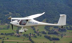 Pipistrel USA, Sinus LSA Aircraft Motorglider