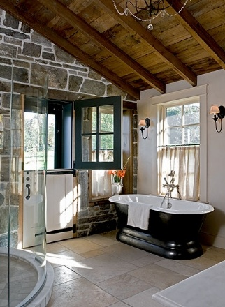 17 Best Images About Rustic Bath Spa On Pinterest Rustic Wood Massage An