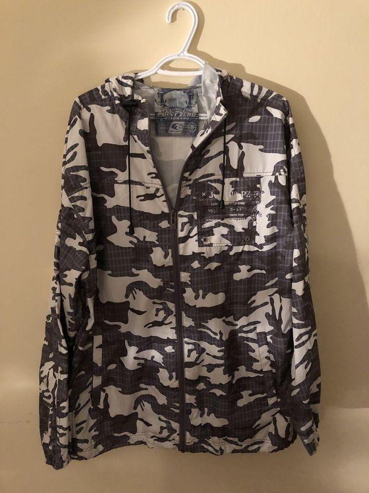ENDING SOON!!! Unisex Point Zero Camo Splash Windbreaker Jacket XL $19.99 #PointZero #Windbreaker #Narcando #toronto #london #paris #newyork #losangeles #Chopard #CalvinKlein #LRG #Converse #Graff #Buccellati #PointZero #deals #bargains #luxury