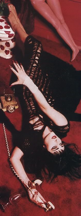 never met her Siouxsie Sioux