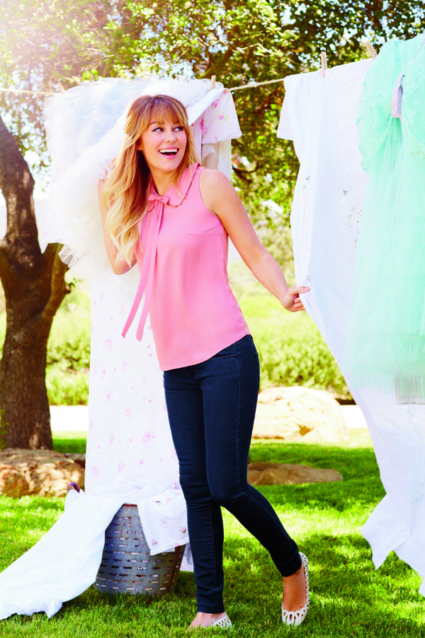 #Giveaway! Click to enter for a chance to win a $100 Kohl's gift card to shop Lauren Conrad's Kohl's collection