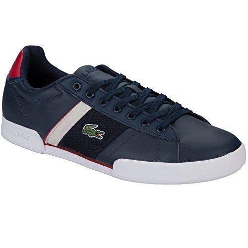 Oferta: 48.32€. Comprar Ofertas de Zapatillas Lacoste Deston Azul marino - Color - AZUL, Talla - 43 barato. ¡Mira las ofertas!