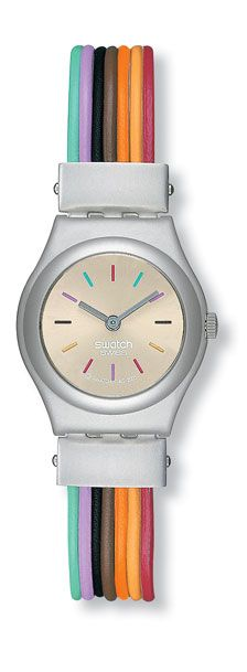 Lady Lady Swatch Watches | Watch Filament Multicolore - YSS1006
