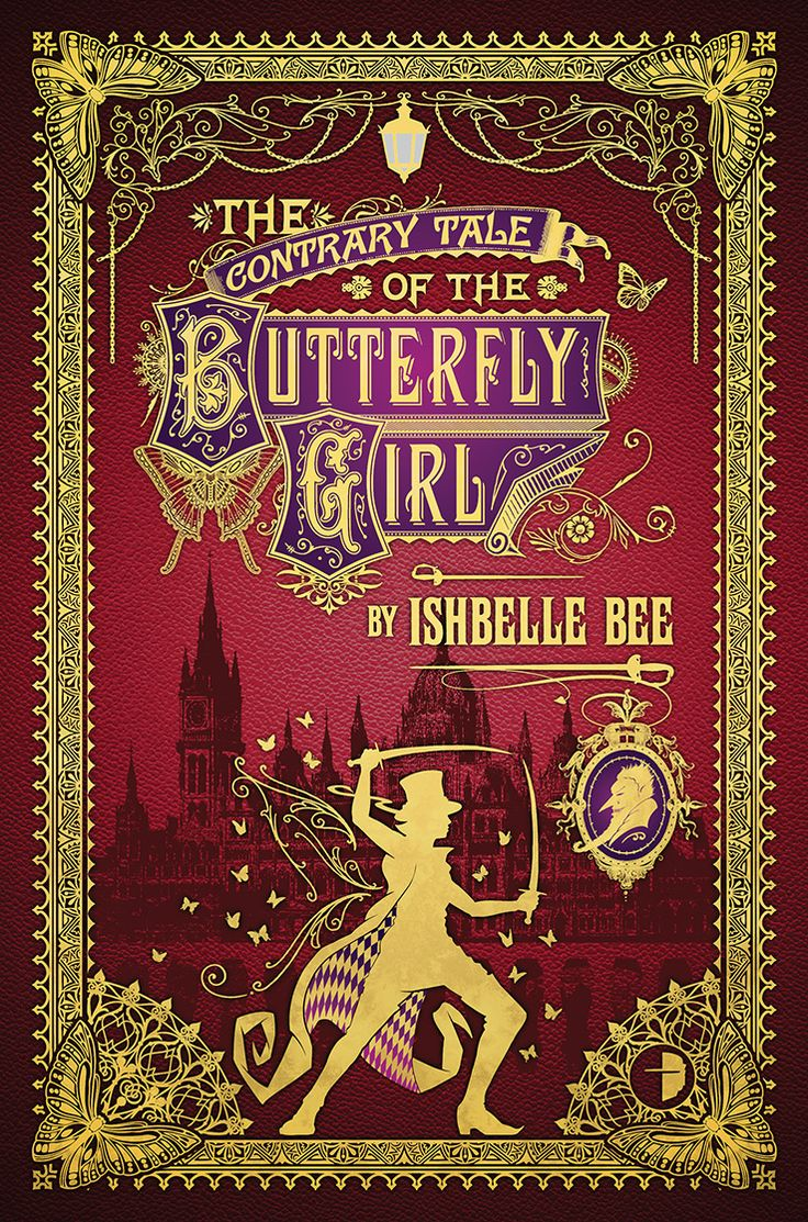 Hair Past A Freckle: Book Review  The Contrary Tale Of The Butterfly Girl  By