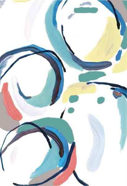 Foreign Accents Contemporary Rugs Four Sisters This Gorgeous Rug From  Artist Holly Royval Is Taken From
