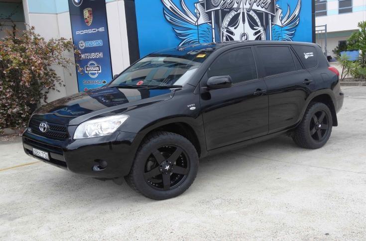 Toyota Land Cruiser Rims & Mag Wheels