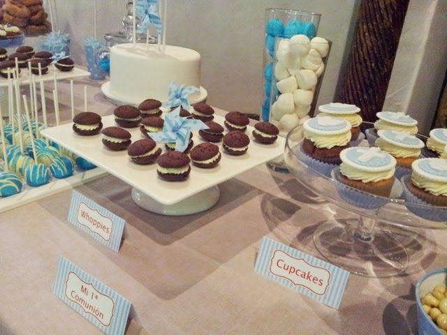 La mesa dulce de la comunión de Pablo