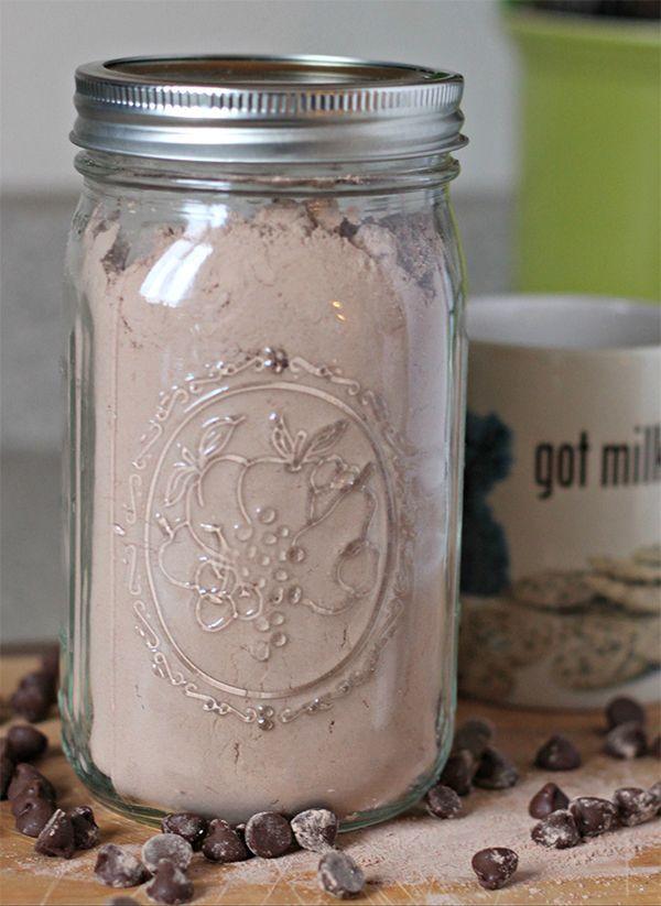 Házi forró csoki por recept