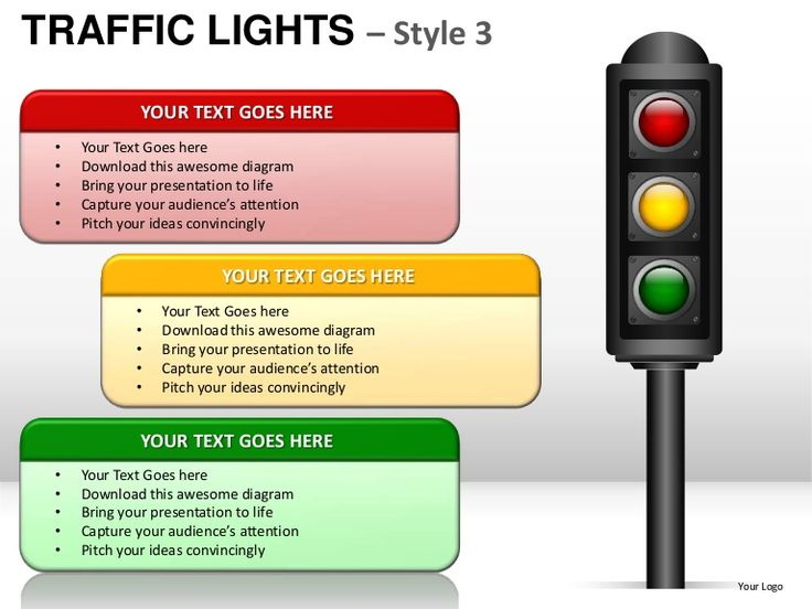 Image Result For Traffic Light Report Template Free