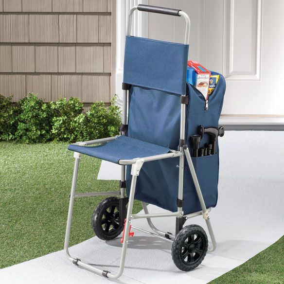 3-in-1 Shopping Cart                          XL - Zoom