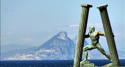 Las columnas de Hércules: Abyla y Calpe