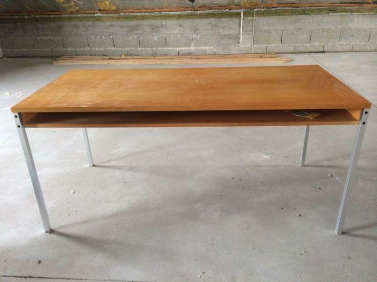 Dieter Rams Vitsoe Schreibtisch Desk 60er Designklassiker günstig Möbel gebraucht