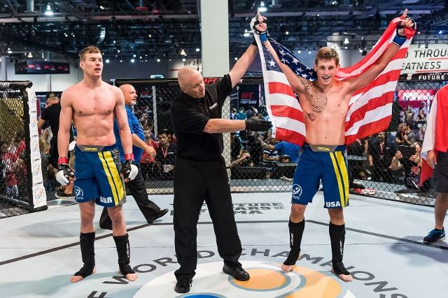 IMMAF Launches World Amateur MMA Rankings