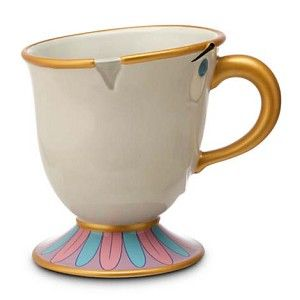 Disney Coffee Cup Mug - Beauty and the Beast - Chip http://www.yourwdwstore.net/Disney-Coffee-Cup-Mug--Beauty-and-the-Beast--Chip_p_26847.html