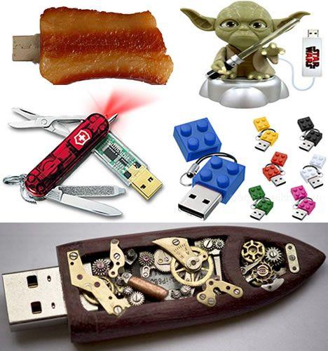 USB drive MONTAGE