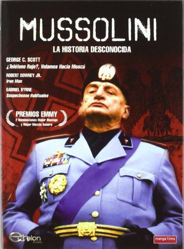Mussolini dirigido por William A. Graham