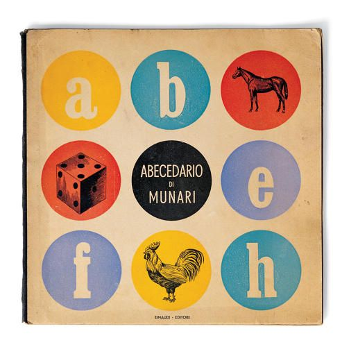 Bruno Munari Will Make You Fall In Love With Books All Over Again