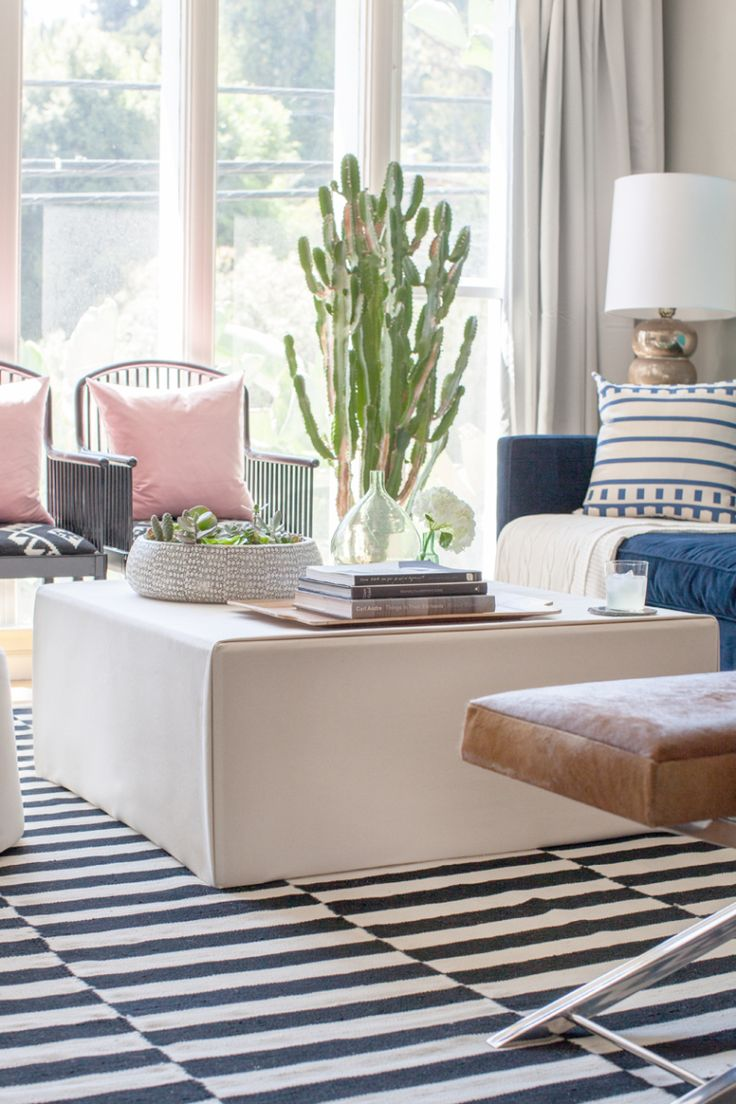 Amazing coffee table transformation from Hommemaker. Get the look!
