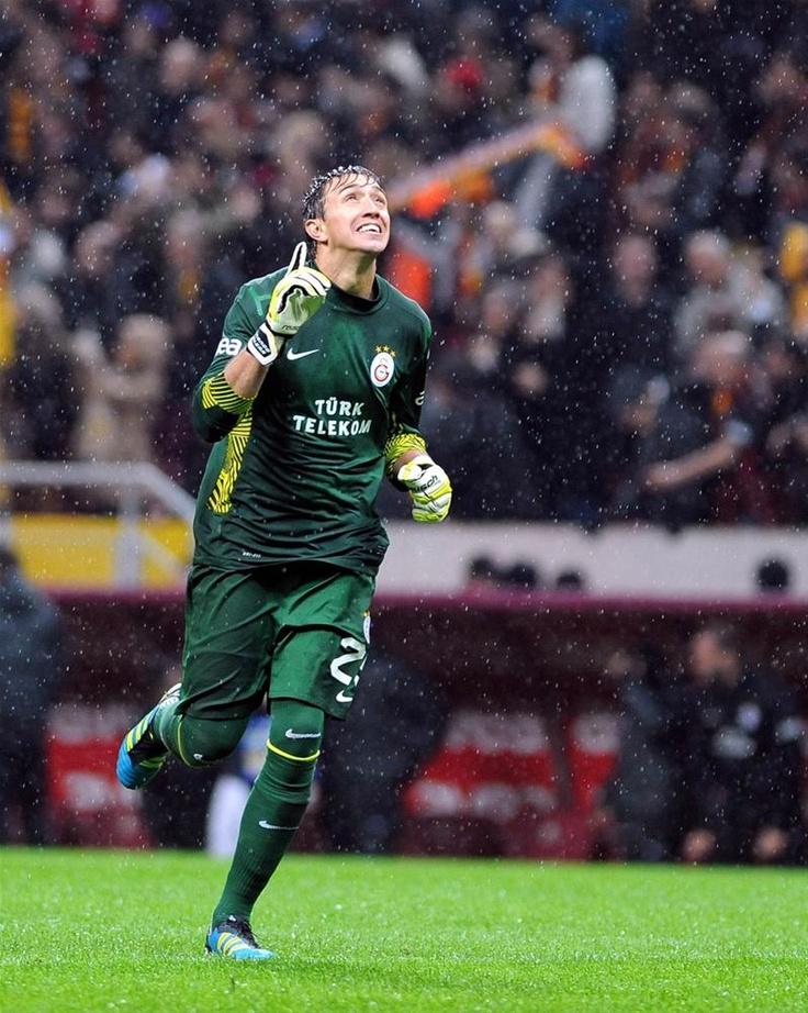 Fernando Muslera Galatasaray #galatasaray #istanbul #futbol #football #fussball #goal #turkey #muslera