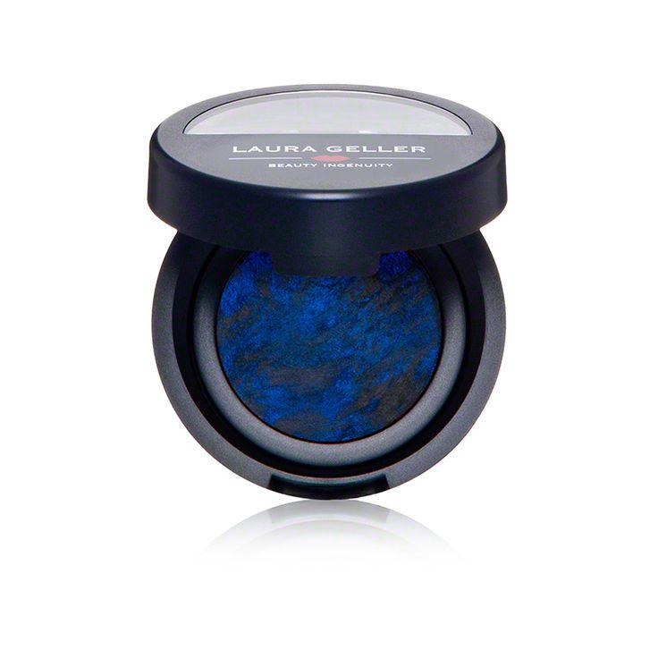 Laura Geller Beauty Eye Rimz Baked Wet-Dry Eyeliner - Blue Voodoo at DermStore