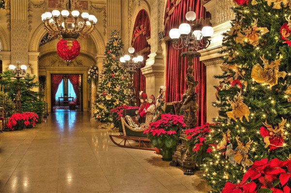 Connecticut Holiday Wishes 2013: Christmas at the Newport Mansions ...