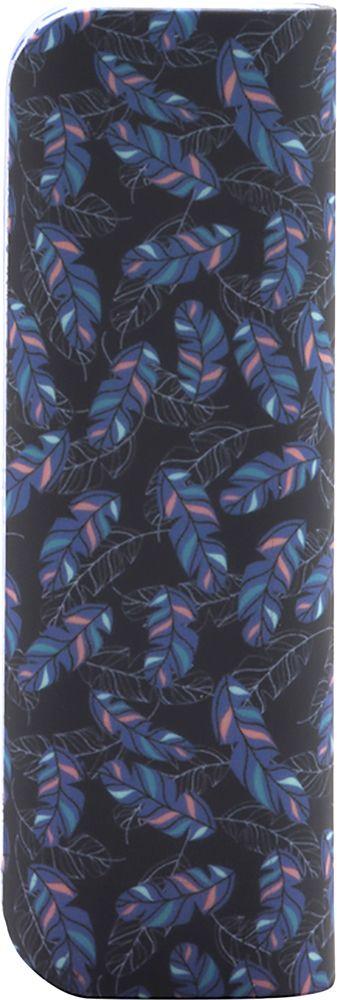 Altec Lansing - Fashion Power Bank Portable Charger - Black/Purple