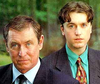 Chief Inspector Barnaby and Detective Sergeant Troy - ITV's Midsomer Murders, 81 episodes now on Netflix.