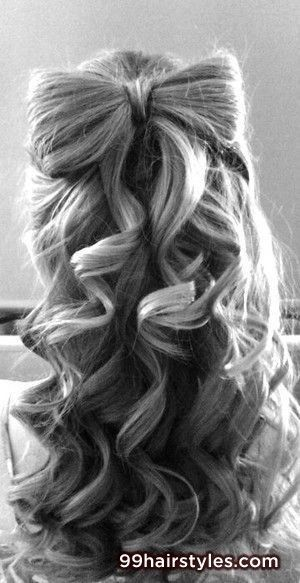 Cute Hairstyle...for prom or a dance :D