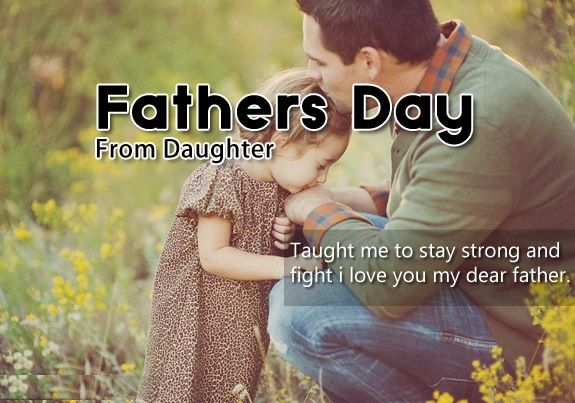 Father's Day Wishes from Daughter - Happy Father's day, Happy Father&#39...