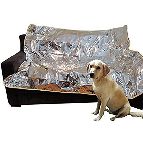 Mosher Pets Indoor Pet Repeller Furniture Training Mat Keep