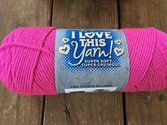 Ravelry: Hobby Lobby I Love This Yarn!  Best yarn for colors! Awesome cottons!