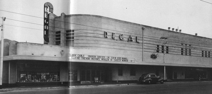 Regal Theatre, Hartwell