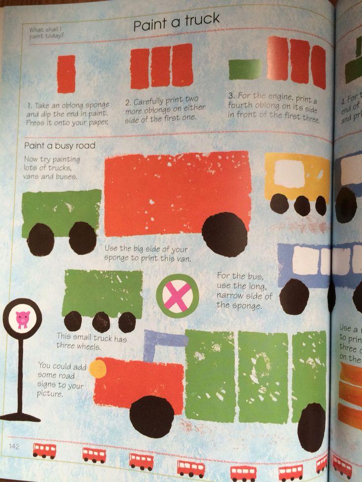 Paint a truck Www.facebook.com/RaisBooks