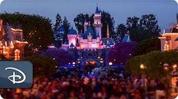 Disneyland Park Tilt Shift/ Disneyland Resort