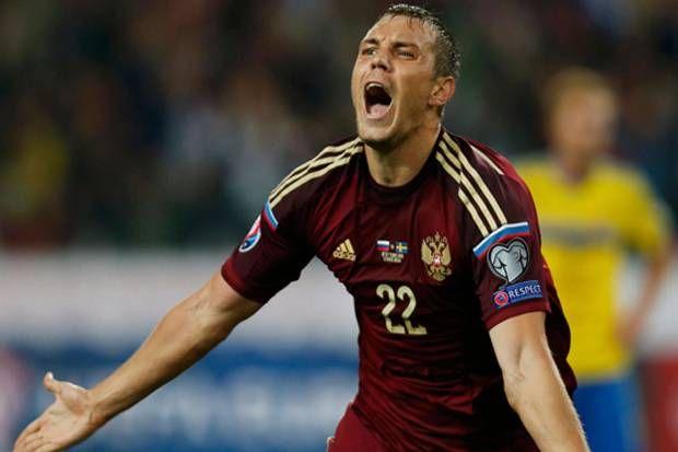 Lolosnya Rusia ke putaran final di Prancis, menandai keikutsertaannya di pesta sepak bola Eropa sebanyak 11 kali. #Euro2016 #PialaEropa2016