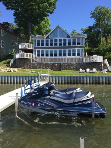 Visit LAKEHOUSEVACATIONS com to book this home for your next lake vacation  to Dowagiac  MI  5 Bedrooms  Sleeps 12  For Rent Weekly  2900   Round Lake. 119 best Lakehouse Vacation Rentals images on Pinterest   Vacation