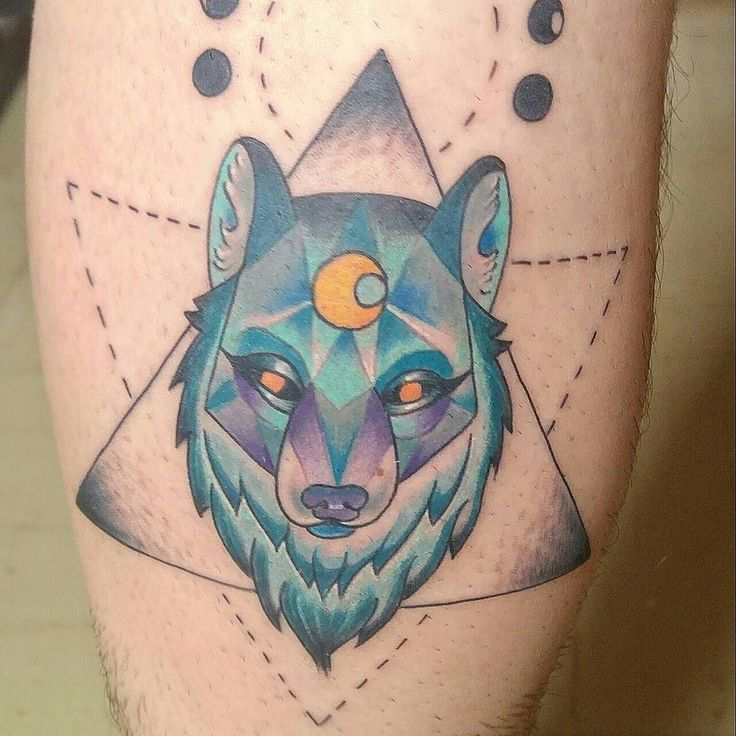 #watercolortattoo #watercolor #wolf #wolftattoo #geometrictattoo #colourtattoo #peppershading #blue #blu #inked #inkedup #tattoosofinstagram #tattoo #tatuaggio #tatuagem #tattooedboys #urbino #lanciano #rimini #marche #riccione #sketch #doodle #hipster #underground_tattooers by gustavo_donofrio