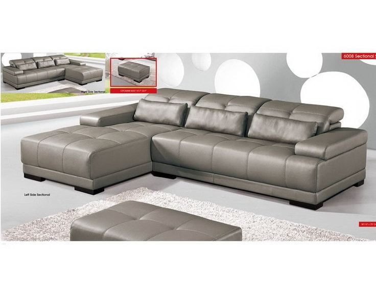chocolate brown leather sectional sofa with 2 storage ottomans microfiber cover india 7 best super sectionals images on pinterest | ...
