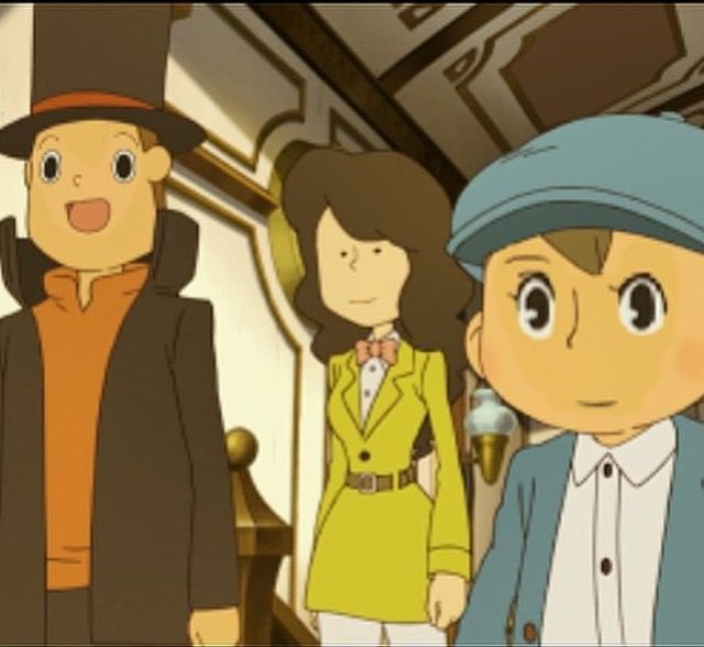 THIS IS FREAKING ME OUT. LUKE LOOKS LIKE BRENDA, EMMY LOOKS LIKE FROSHEL, AND I DON'T EVEN KNOW WHAT TO SAY ABOUT LAYTON.