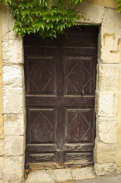 Doors of Provence | Flickr - Photo Sharing!