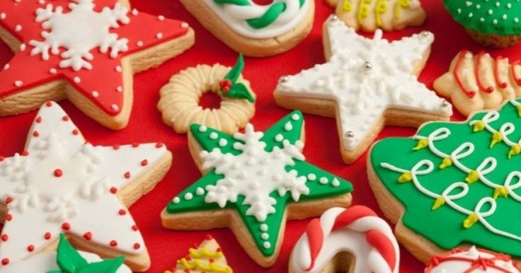 5 рецептов глазури для нарядных новогодних печенюшек